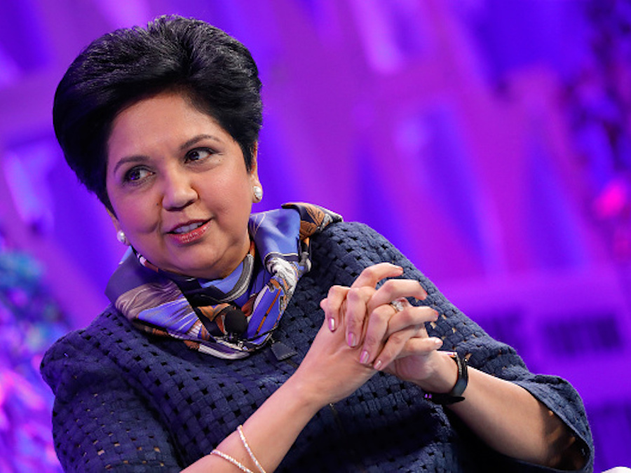 Indra Nooyi Pepsi S Ceo Will Step Down In October Theindychannel Com Indianapolis In