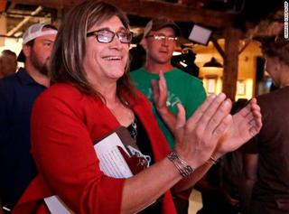 Transgender Woman Wins VT Governor's Primary