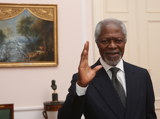 Former UN Secretary-General dead at age 80