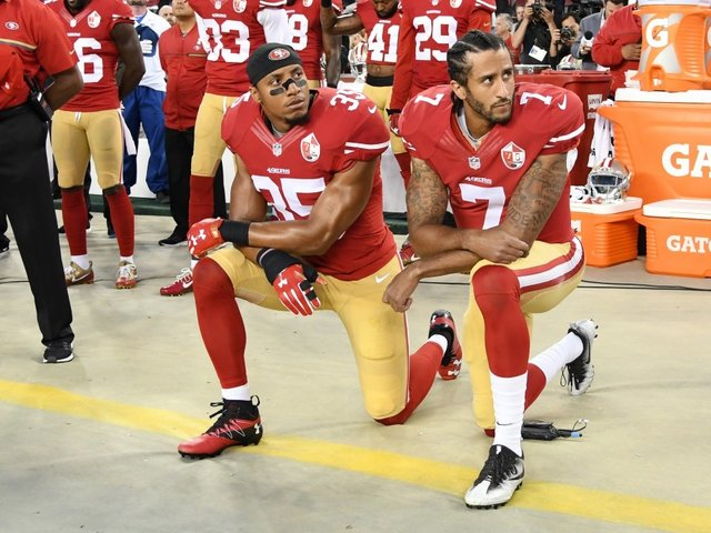 NFL: Kaepernick's Social Justice Causes Deserve 'Attention And Action'