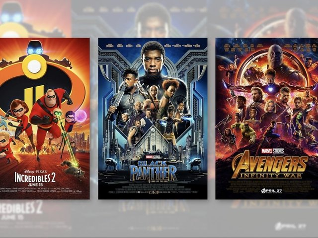 2018 Is Disney's Second-Biggest Year At the Global Box Office So Far
