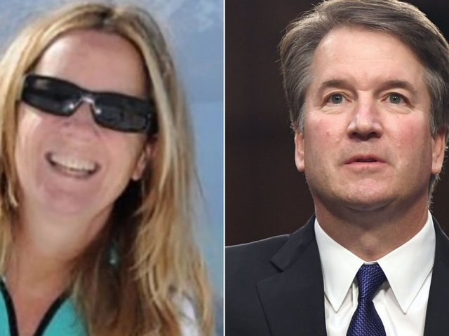 Kavanaugh Accuser Wants FBI To Investigate Allegations