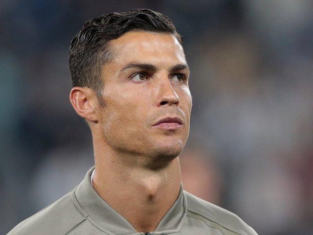 Cristiano Ronaldo Accused Of Rape