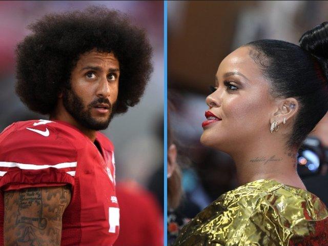 As A Nod To Kaepernick, Rihanna Reportedly Won't Perform At Super Bowl