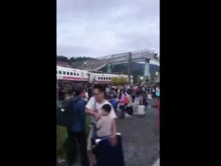 Train derailment: At least 22 dead, 171 injured