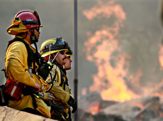 The California wildfires' astonishing numbers