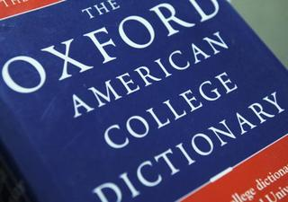 Oxford Dictionaries' word of the year is...