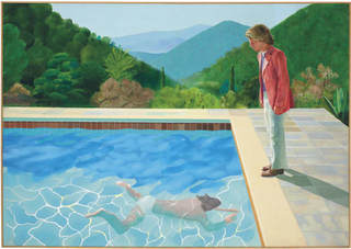 Hockney painting sells for $90M, smashing record