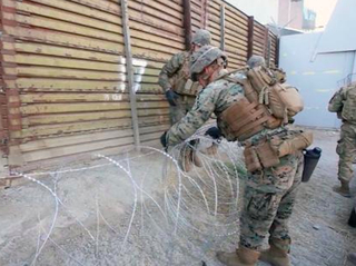 Trump to give border troops more authority