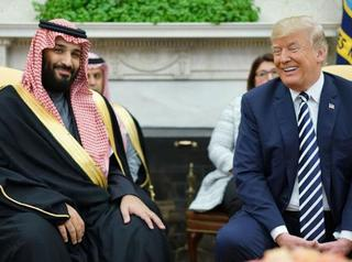 Republicans slam Trump for backing Saudi Arabia